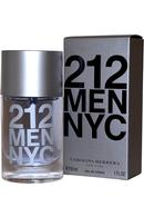 212 Men Eau de Toilette Spray 30ml