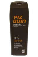 Piz Buin Sun Tan Lotion Anti Allergy 200ml SPF30 for Sensitive Skin