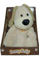 Beany Belly Corduroy Puppy Heatable, Huggable, Lovable