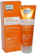 RoC Soleil Protexion+ Facial Sun Cream 50ml SPF50+