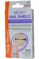 14 Day Nail Shield Sheer Strips x 16 Sheer Shell