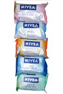 Nivea Care Soap Offer 5 Types x 90g
