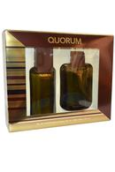 Quorum Eau de Toilette Spray 100ml After Shave 100ml