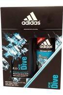 Ice Dive 2 in 1 Shower Gel 250ml Deo Body Spray 150ml