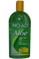 NO-AD After Sun Gel 500ml with Aloe