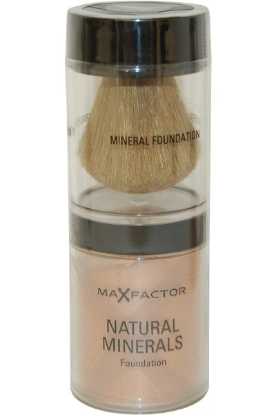 Natural Minerals by Max Factor Foundation 10g Natural (#70)