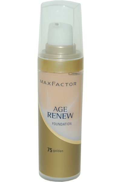 Age Renew by Max Factor Foundation 30ml Golden