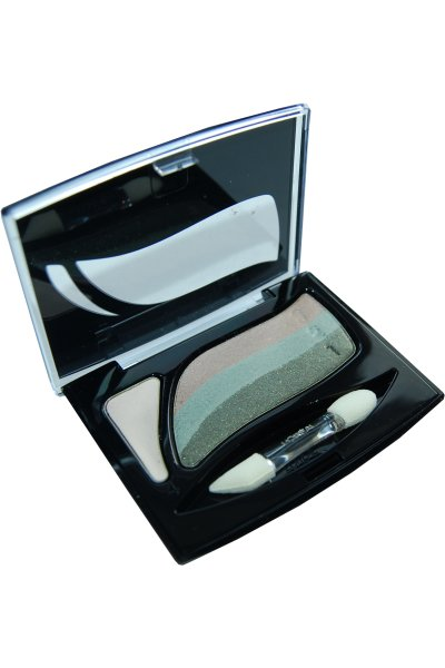 Quad Pro by L Oreal Evangeline Lilly-EyeshadowQuad Khaki Taupe (Green Eyes)(#360)